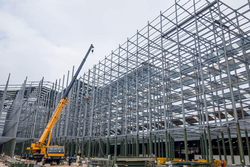 Steel Structure Building - Directorsteelstructure